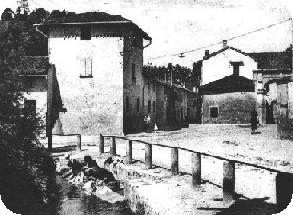 Il Fontanile in Piazza Mentana