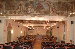 Villa Casati - sala consiglio