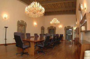 Villa Casati - sala giunta